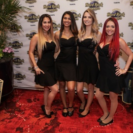 Seminole Hard Rock - L Bar Influencer Mixer