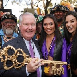 Seminole Hard Rock - Mayor's Raid Downtown Tampa