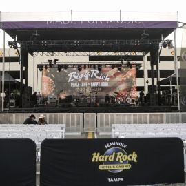 Seminole Hard Rock - Big & Rich Concert