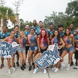 Seminole Hard Rock - Boom by the Bay