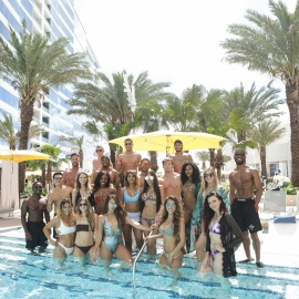 Seminole Hard Rock - Pool Deck Sept. 30