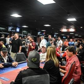 Silks Poker Room: Team Tournament
