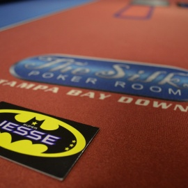 Silks Poker Room: Jesse Heikkila Foundation