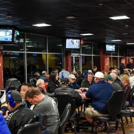 Silk's Poker Room: Monday Night