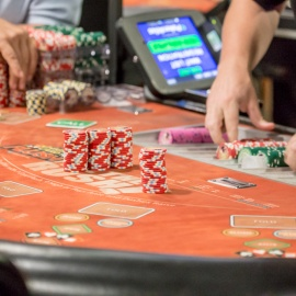 Silk's Poker Room