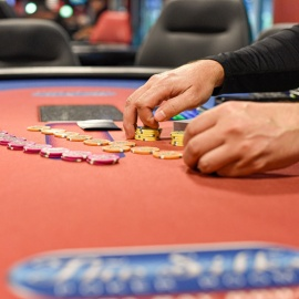 Silk's Poker Room: 10,000 Guaranteed