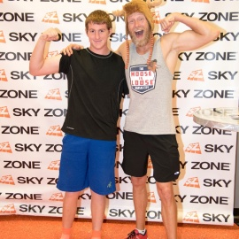 Sky Zone Saturday