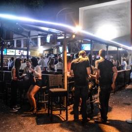 Soho Saloon: Friday Night