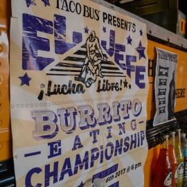 Taco Bus: El Jefe Eating Contest