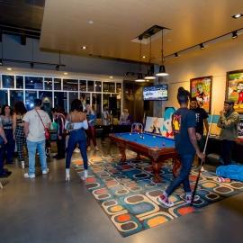 Aloft Art Show