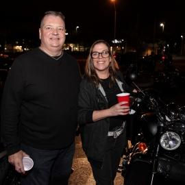 Tampa Triumph's Bonneville Bobber VIP Launch Event