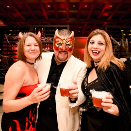 Downtown After Dark: Halloween in the City