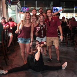 FSU Block Party - Brass Tap