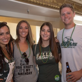 USF Block Party 2017 - The Italian Club