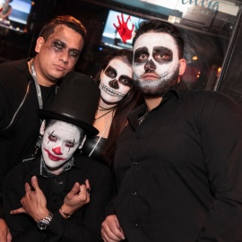 Halloween Pub Crawl - The Lodge