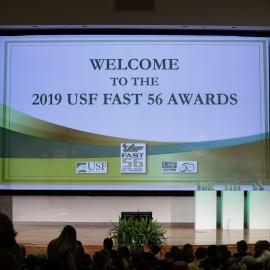 2019 USF Fast 56 Awards