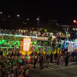 St Patrick's Day Parade in Ybor City