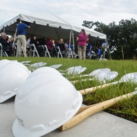 Cancer Center Groundbreaking