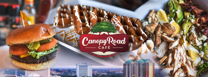 Canopy Road Cafe   The Parkway Tallahassee