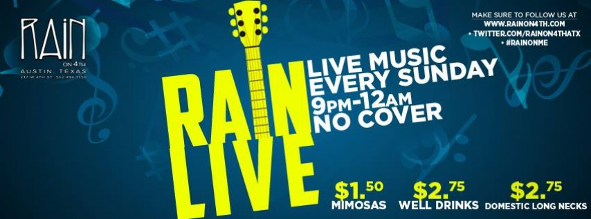 from Jonael gay club austin rain no cover