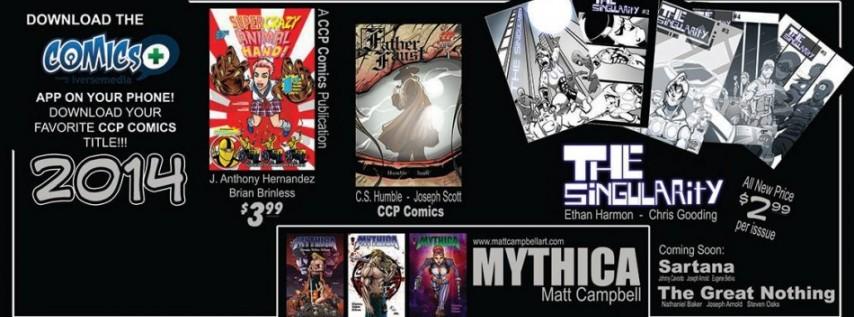 CCP Comics