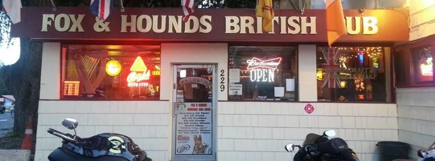 Fox and Hounds British Pub