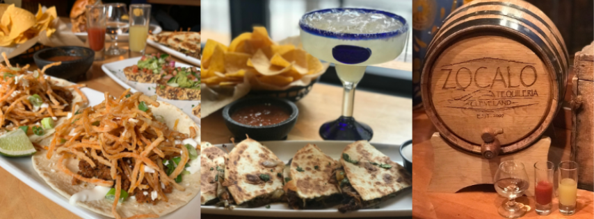 Zocalo Mexican Grill &Tequileria