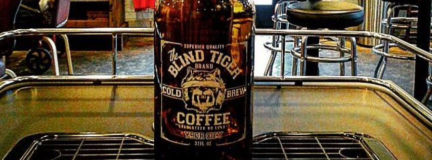The Blind Tiger Cafe   Ybor City