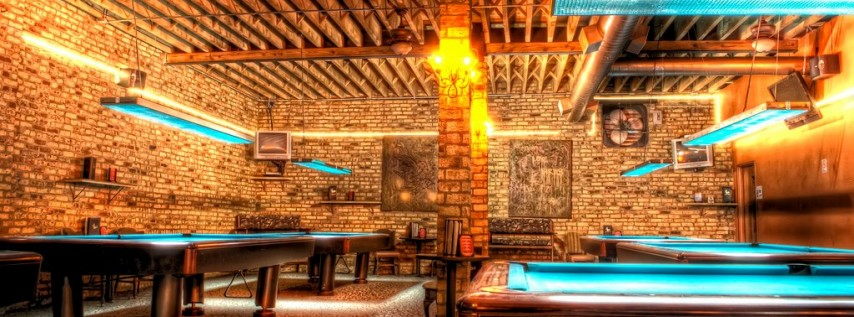 G-Cue Billiards and Restaurant