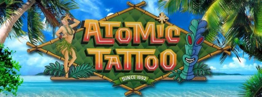 Atomic Tattoo and Body Piercing MLK