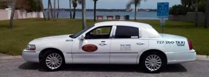 suburban taxi