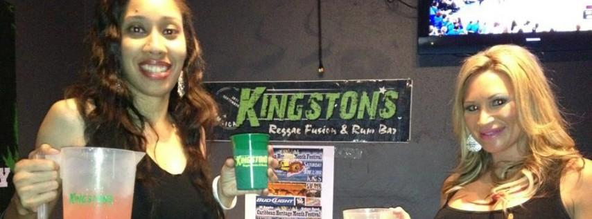 Kingston's Rum Bar