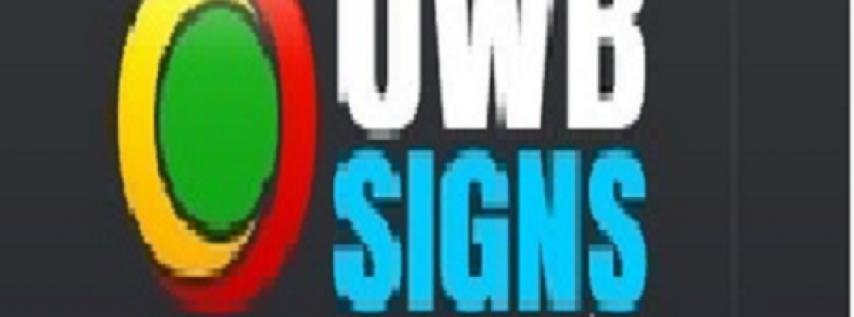 UWB SIGNS