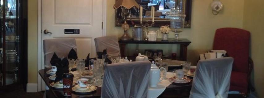 Empress Tea Room & Bistro