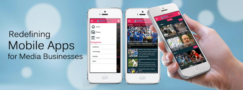 Media Simply - Best Android, iPhone App for News