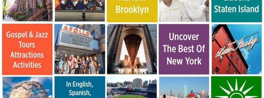 Harlem Spirituals New York Visions