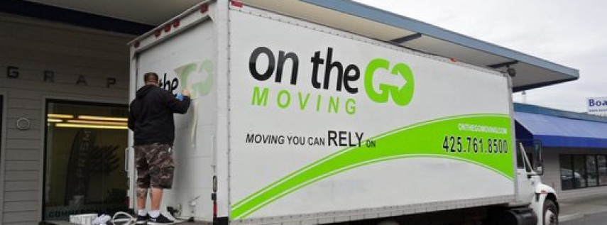 On the Go Moving