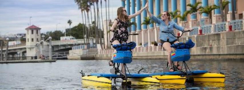 Tampa Bay Water Bike Company