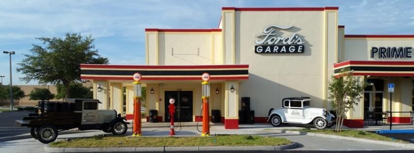 Ford's Garage | Brandon