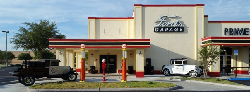 Ford S Garage Restaurant Brandon Brandon