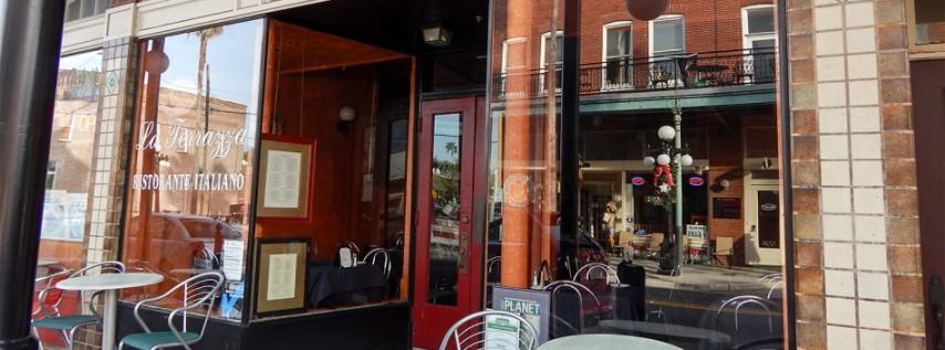 La Terrazza Ristorante Restaurant Ybor City Tampa