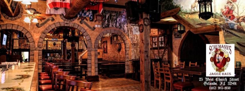Orlando Haus schumann s jager haus bar downtown orlando orlando