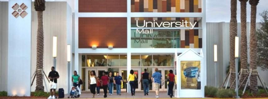 University Mall Shopping North Tampa Tampa