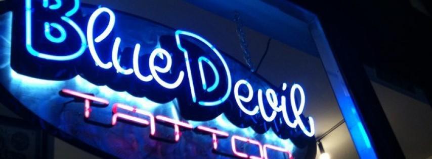 Blue devil tattoo gallery health beauty ybor city for Bradenton tattoo shops