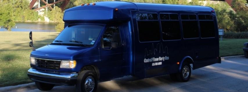Central Texas Party Bus