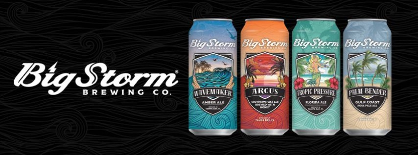 Big Storm Brewing Co. | Clearwater