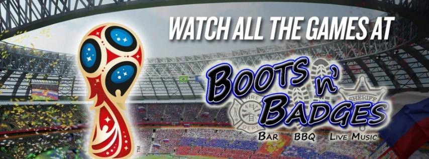 Boots n' Badges