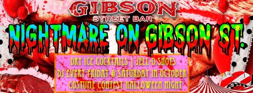 Gibson Street Bar