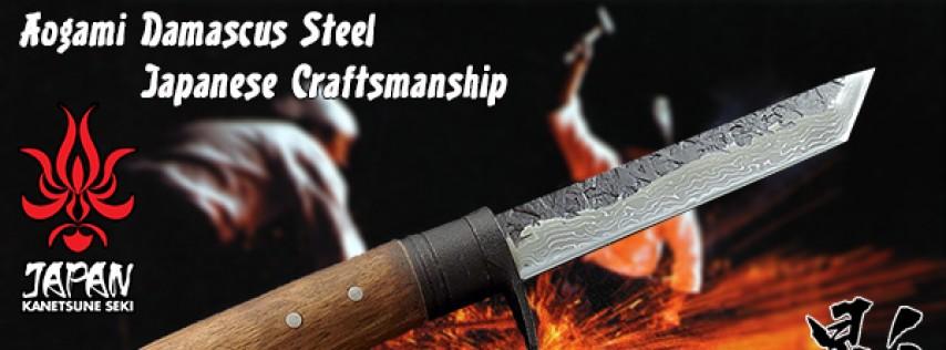 DBA Damascus Steel Knives Plus