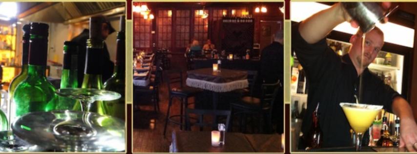 The Tasting Room At The Chef 39 S Table Bar Restaurant Orlando Winter Garden